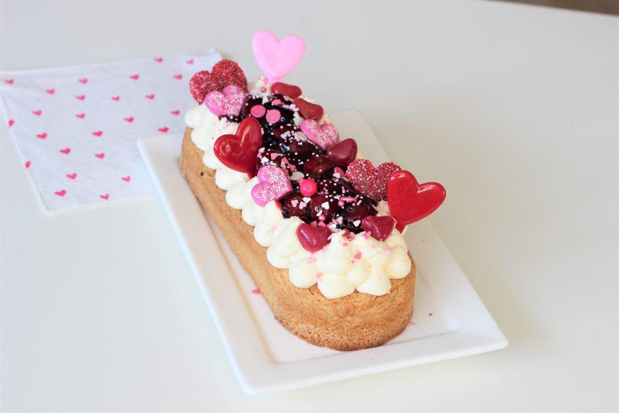 Monchou slof - Valentijn